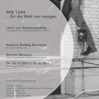 Gennaro Senatore: Adaptive Building Structures