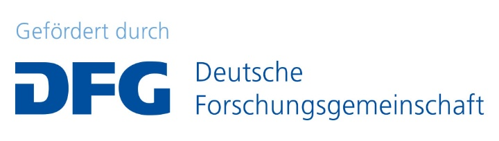 Förderung der DFG (c)