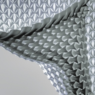 Textile Gebäudehülle